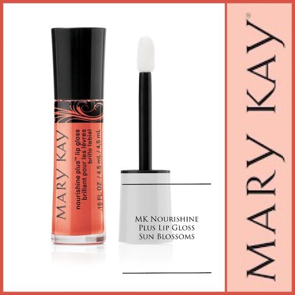 edb75a4d41eac 🆕 Mary Kay Nourishine Plus Lip Gloss Sun Blossoms Boutique